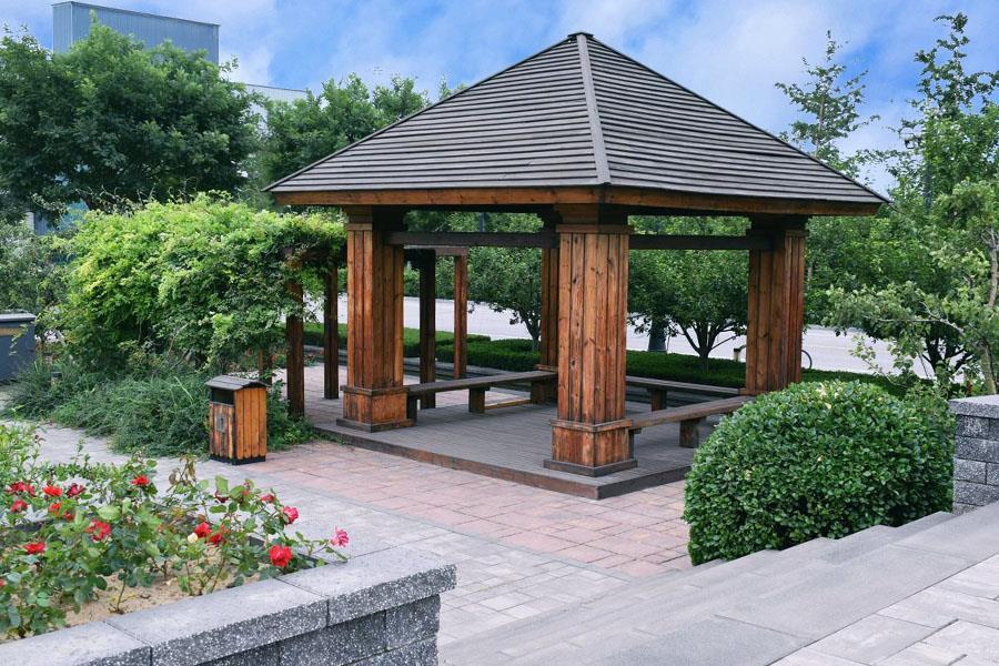 凯发娱乐官方网站园林小景